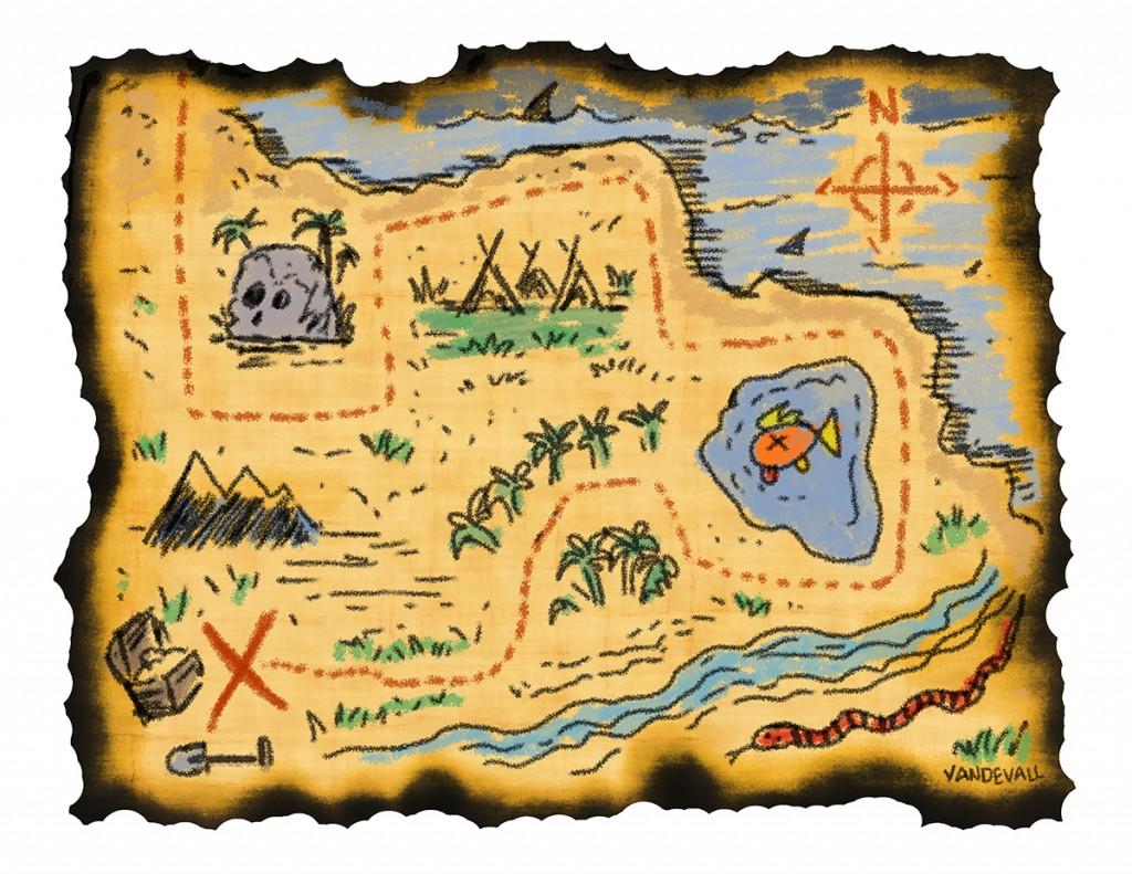 treasure maps navigatemaps com